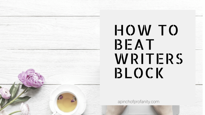 How to Beat Writers Block